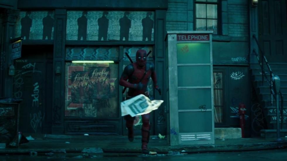 Teaser trailer 'Deadpool 2' online!
