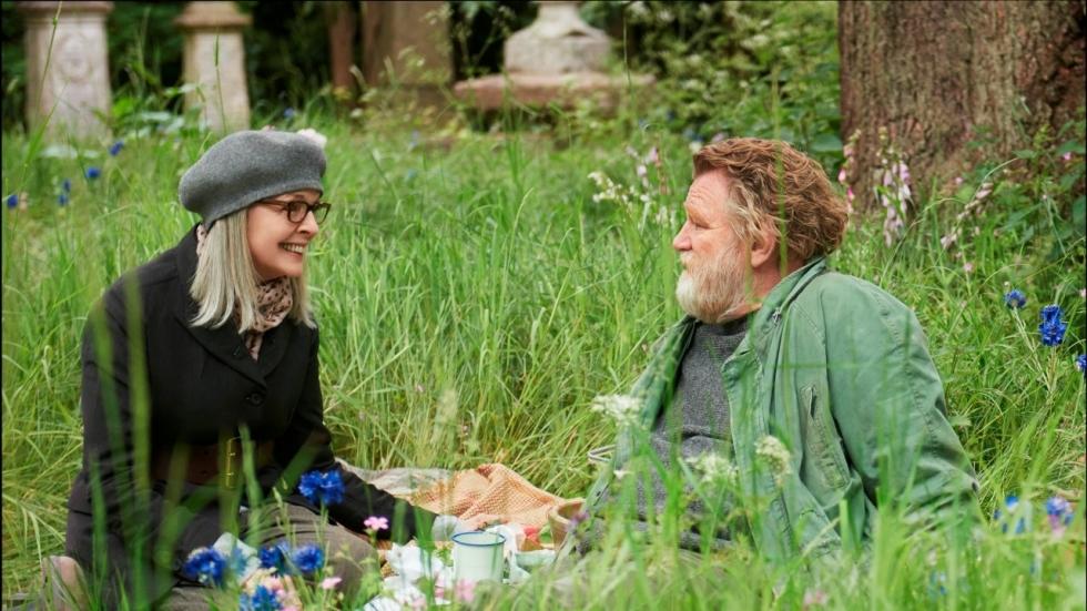 Trailer 'Hampstead' met Diane Keaton en Brendan Gleeson