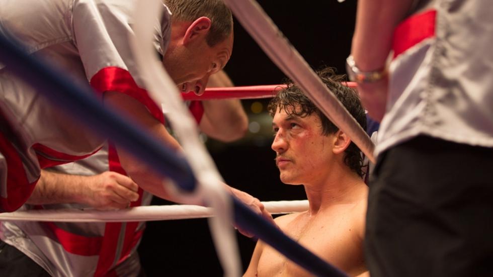 Trailer 'Bleed for This': Miles Teller bloedt, zweet en vecht in de ring