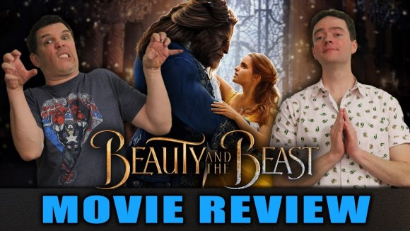 Schmoes Knows - Beauty and the beast movie review
