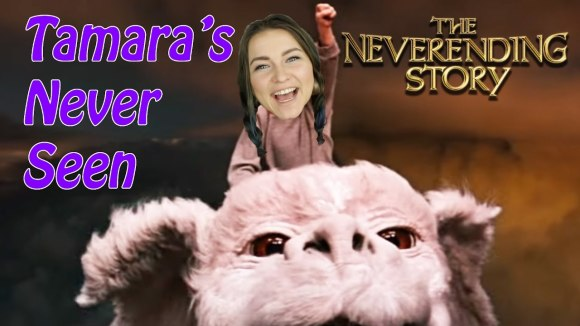 Channel Awesome - The neverending story - tamara's never seen