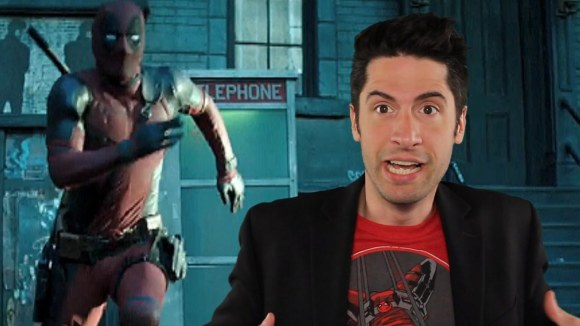 Jeremy Jahns - Deadpool 2 - teaser (no good deed) review