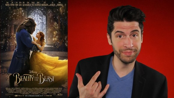Jeremy Jahns - Beauty and the beast - movie review