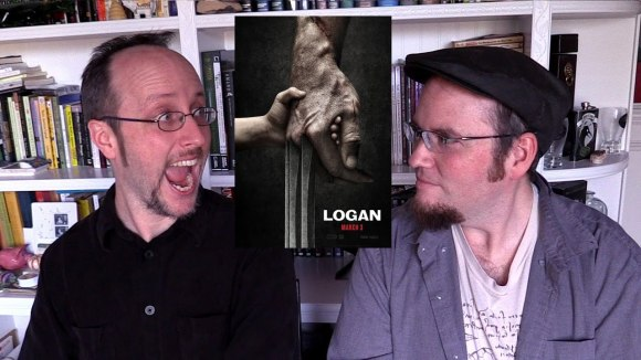 Channel Awesome - Logan - sibling rivalry