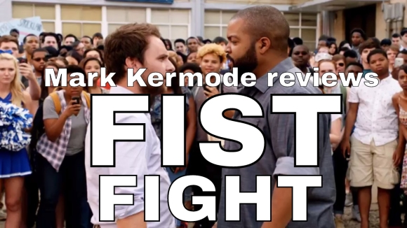 Kremode and Mayo - Fist fight reviewed by mark kermode
