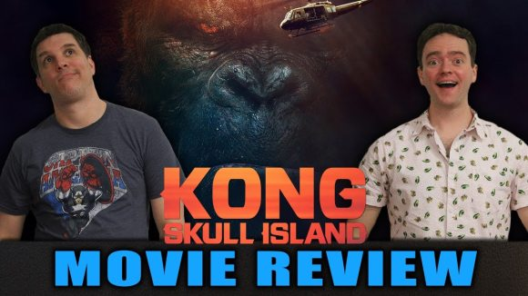 Schmoes Knows - Kong: skull island movie review