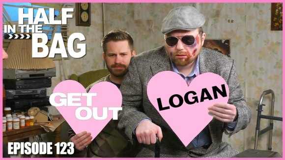 RedLetterMedia - Half in the bag episode 123: get out and logan