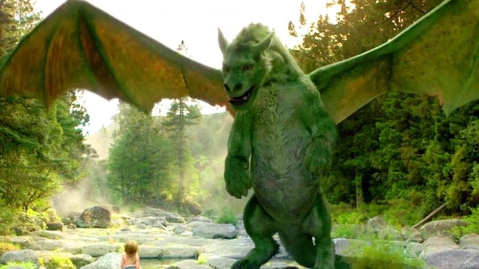 Blu-Ray Review: Pete's Dragon