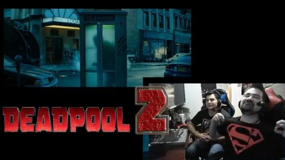 AngryJoeShow - Deadpool 2 teaser trailer angry reaction!
