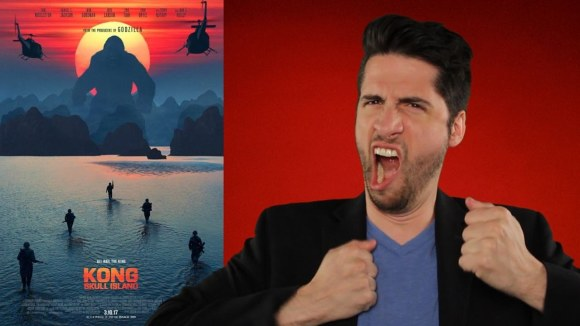 Jeremy Jahns - Kong: skull island - movie review
