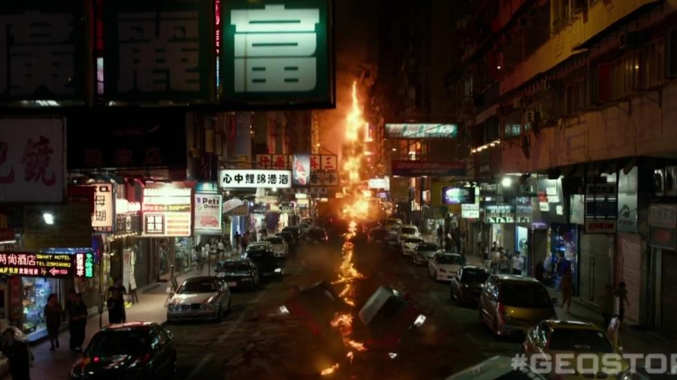 Wereldwijde teasers sci-fi film 'Geostorm' met Gerard Butler en Abbie Cornish [UPDATES]