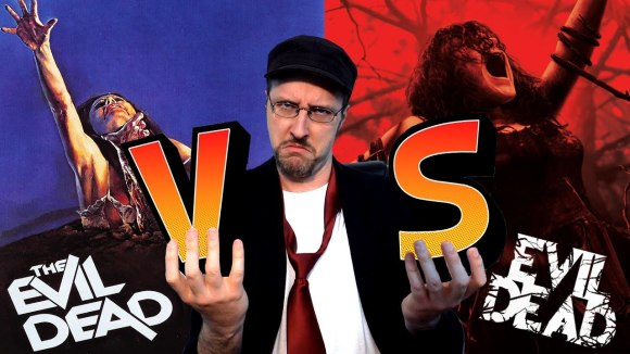 Channel Awesome - Old vs new: evil dead – nostalgia critic