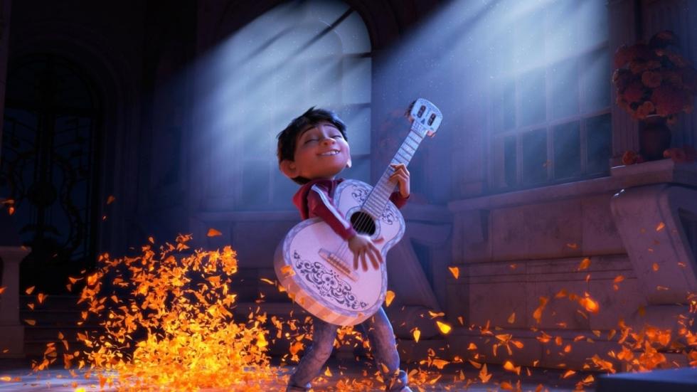 Teaserposter Disney's en Pixars 'Coco' gepubliceerd