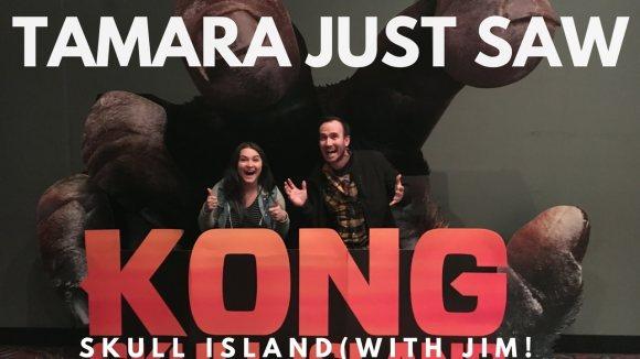 Channel Awesome - Kong: skull island - tamara just saw