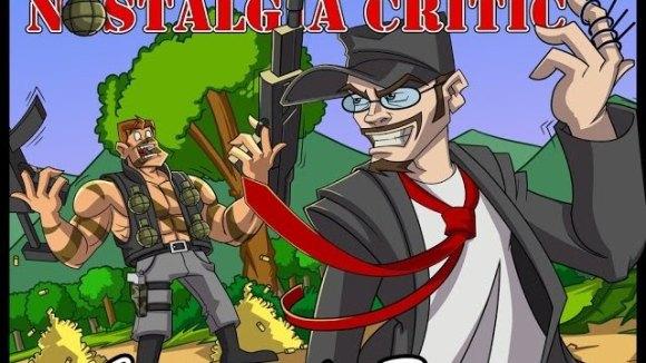 Channel Awesome - Commando - nostalgia critic