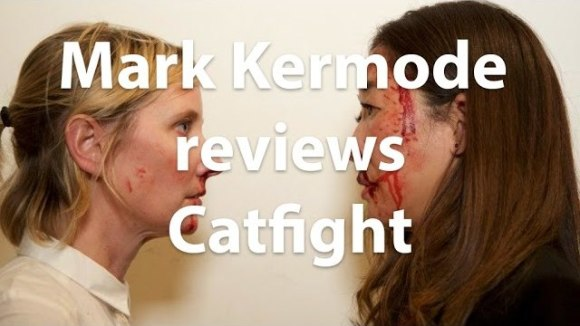 Kremode and Mayo - Mark kermode reviews catfight