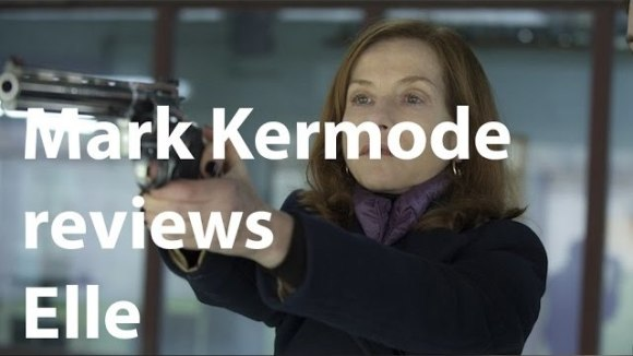 Kremode and Mayo - Mark kermode reviews elle