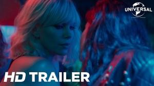 Atomic Blonde (2017) video/trailer