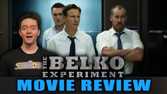 Schmoes Knows - The belko experiment movie review