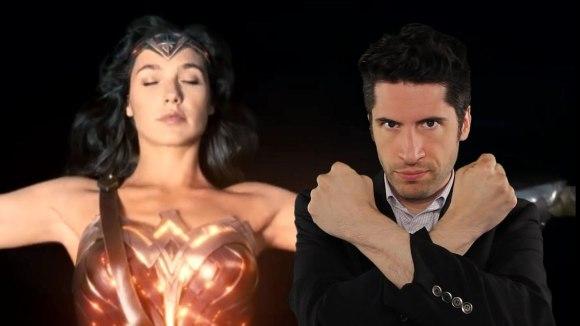 Jeremy Jahns - Wonder woman - trailer 3 review