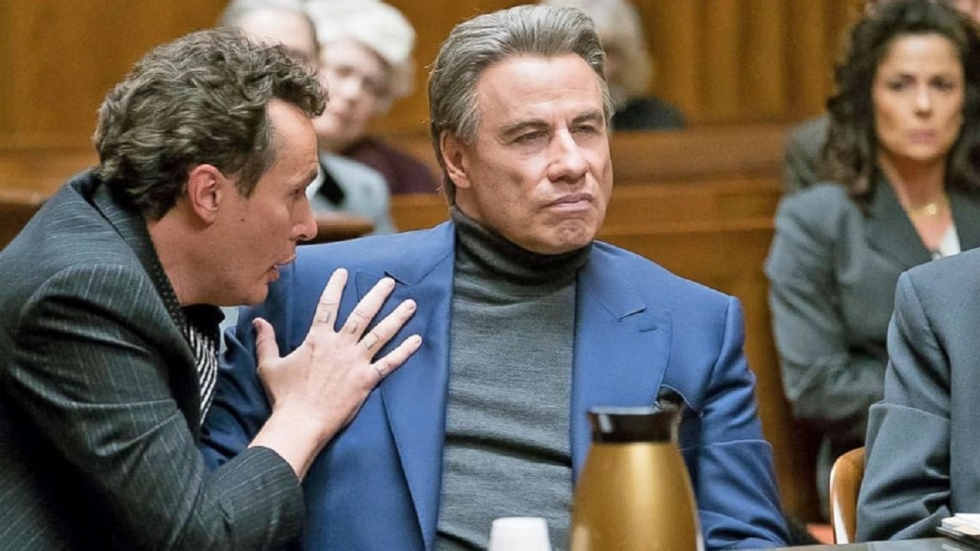 Eerste blik op John Travolta als John Gotti in 'The Life and Death of John Gotti'
