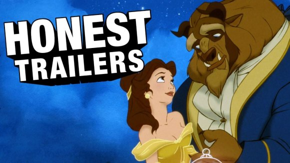 ScreenJunkies - Honest trailers - beauty and the beast (1991)