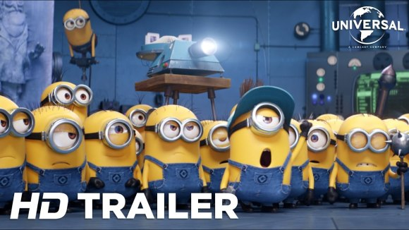 Despicable Me - Officiele trailer 2