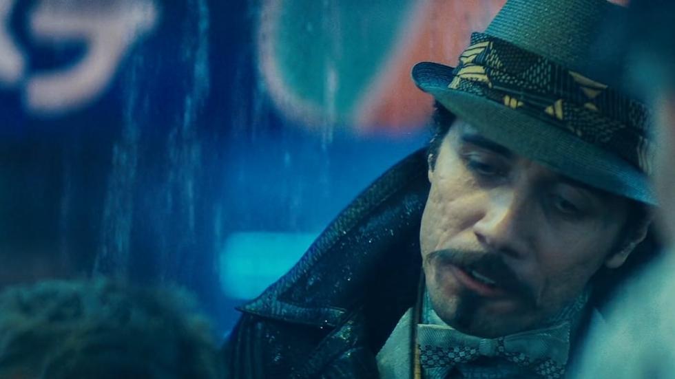 Edward James Olmos in 'Blade Runner 2049'