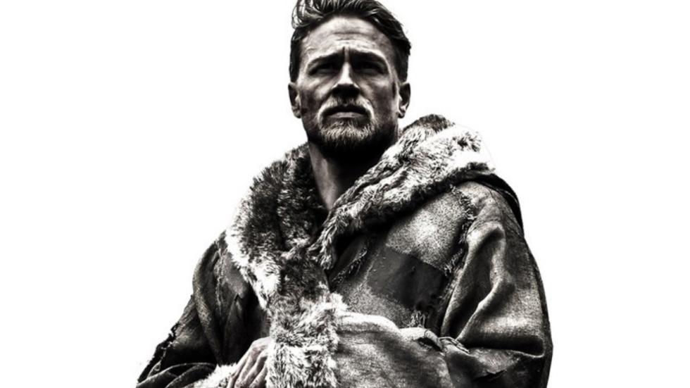SDCC2016: Ook 'King Arthur' krijgt een poster
