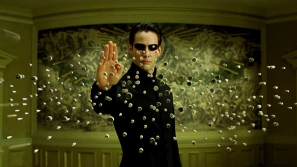 Schrijversruimte voor 'The Matrix'-franchise
