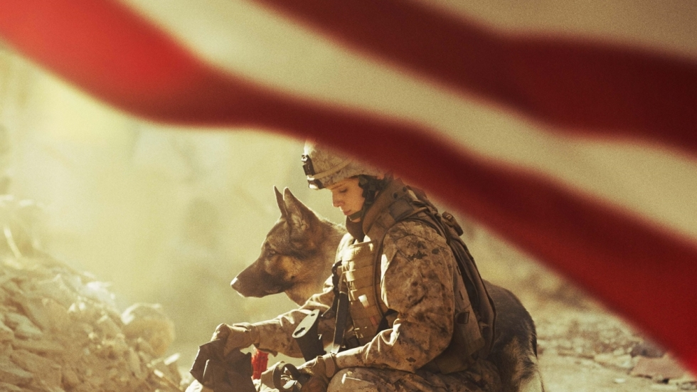 Trailer 'Megan Leavey': Kate Mara sluit vriendschap met oorlogshond