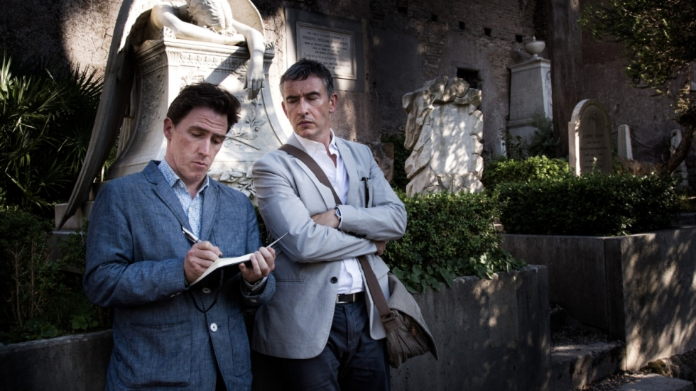 Rob Brydon en Steve Coogan zingen in teaser 'The Trip to Spain'