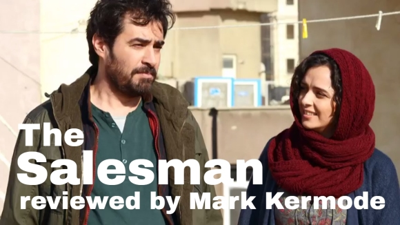Kremode and Mayo - The salesman reviewed by mark kermode