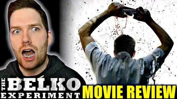 Chris Stuckmann - The belko experiment - movie review