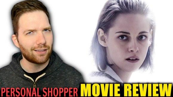 Chris Stuckmann - Personal shopper - movie review