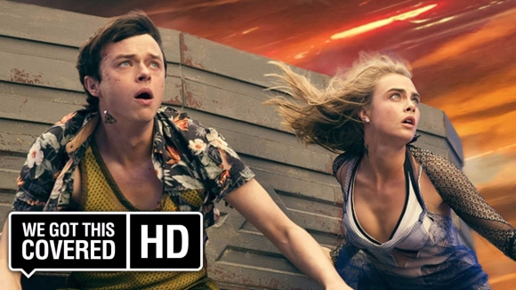 Valerian and the City of a Thousand Planets - Trailer tease