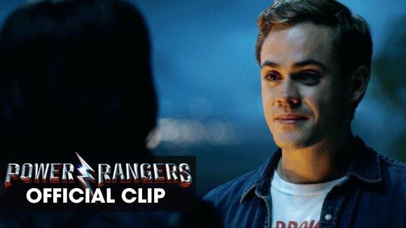 Power Rangers - Clip: Leave