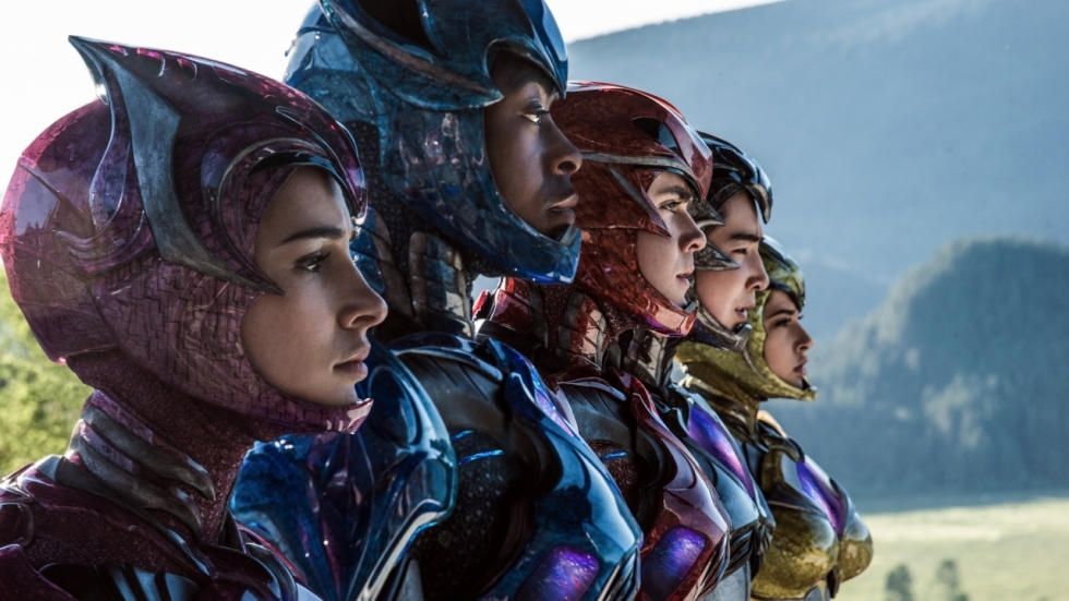 Alles over 'Power Rangers'
