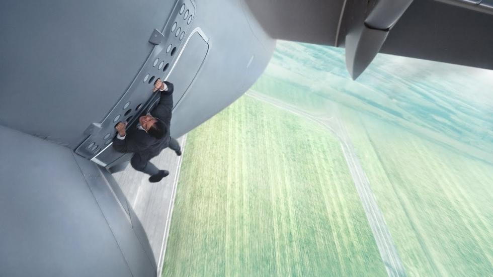 Stunt 'Mission: Impossible 6' gedurfder dan ooit