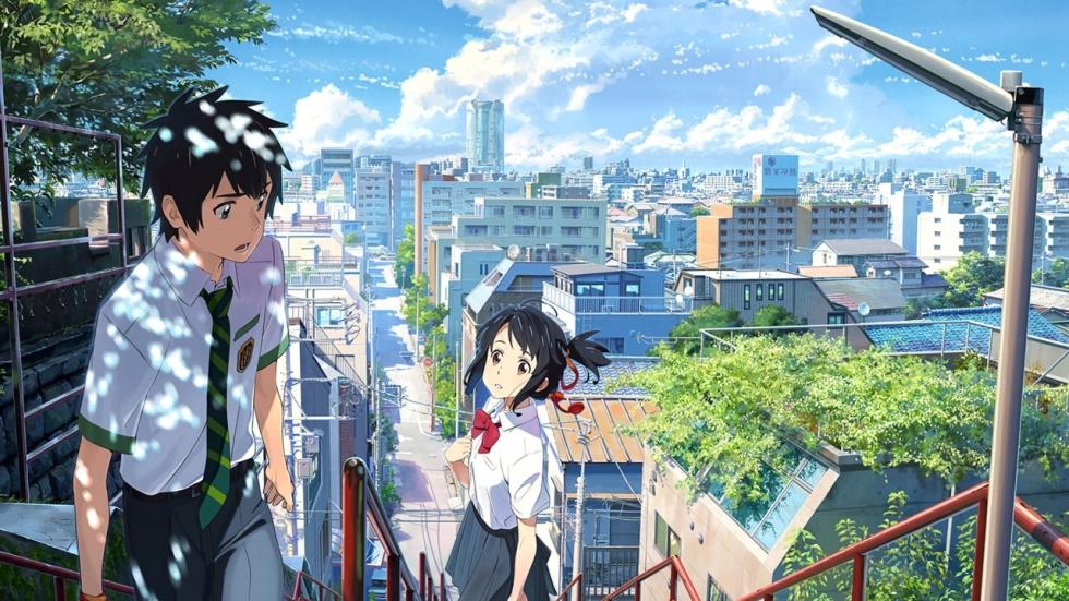 Unieke Japanse anime 'Your Name.' te zien tijdens HAFF