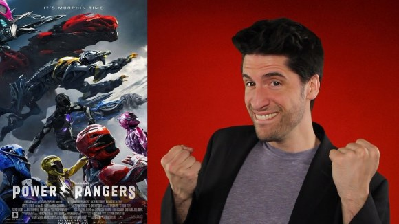 Jeremy Jahns - Power rangers - movie review