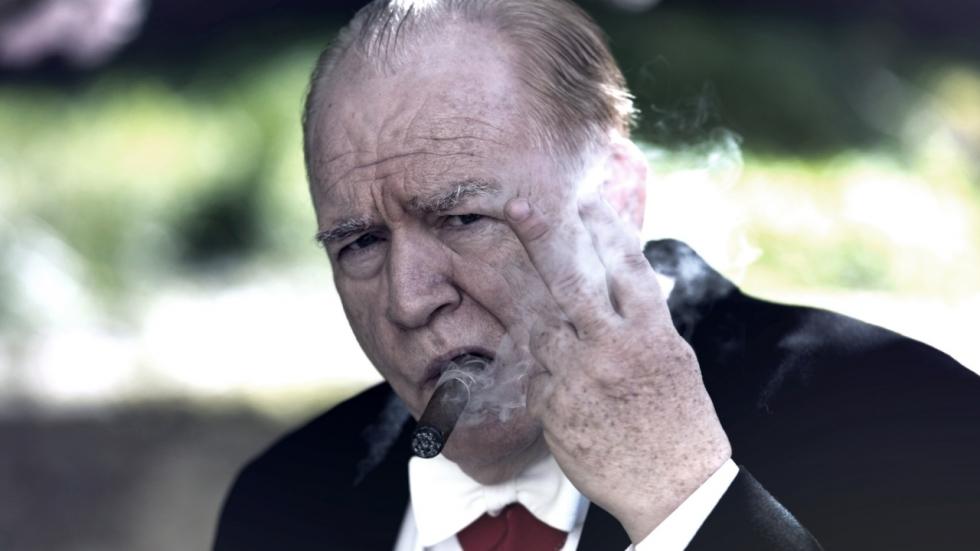 Brian Cox als Winston Churchill in eerste trailer 'Churchill'