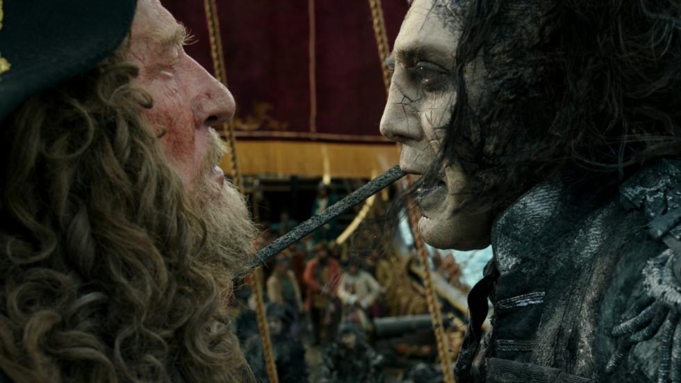 Heel veel nieuwe foto's 'Pirates of the Caribbean: Dead Men Tell No Tales'