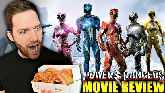 Chris Stuckmann - Power rangers - movie review