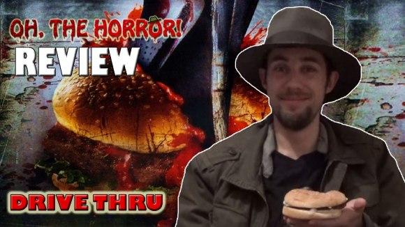 Fedora - Oh, the horror! (91): drive thru