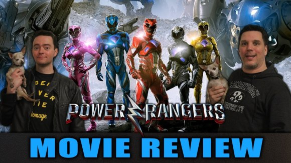 Schmoes Knows - Power rangers movie review
