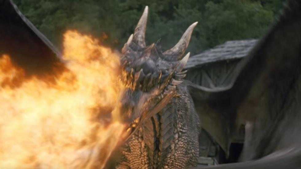 Drago terug in trailer 'Dragonheart: Battle for the Heartfire'