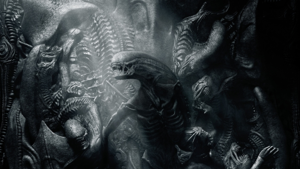 Prachtige poster 'Alien: Covenant'!