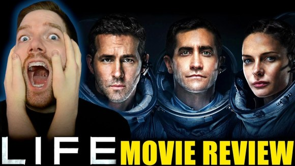 Chris Stuckmann - Life - movie review