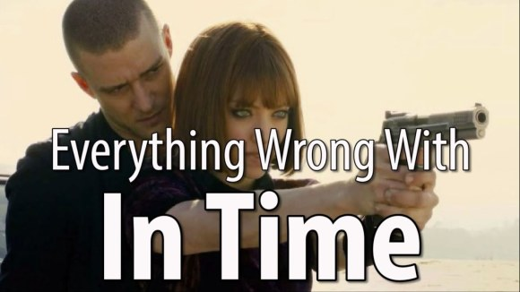 CinemaSins - Everything wrong with in time in 16 minutes or less